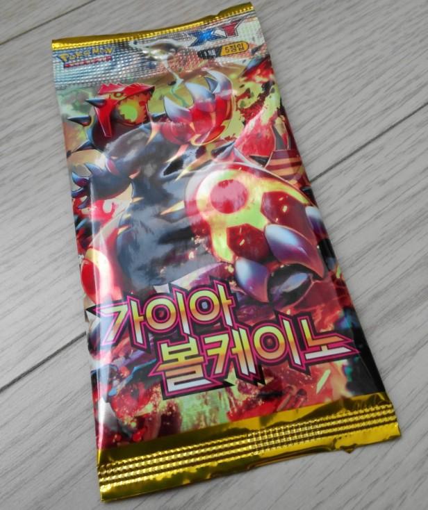 Korean Pokemon Cards XY Primal Clash