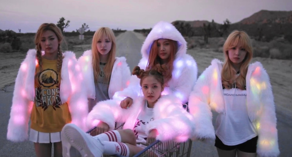 Red Velvet Ice Cream Cake Song Lyrics