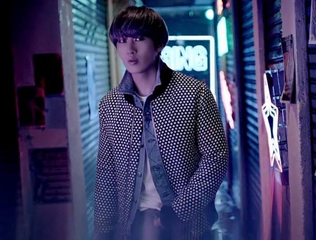 Super Junior D&E Growing Pains Neon 2