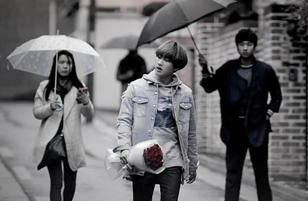 Super Junior D&E Growing Pains story
