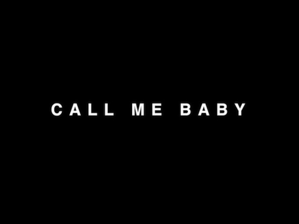 EXO Call Me Baby - Banner