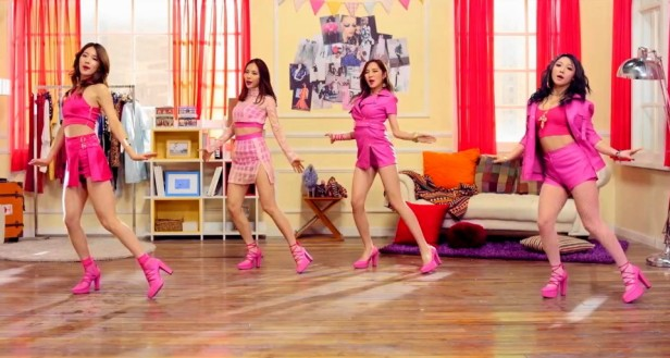 Miss A Only You - Group Dance