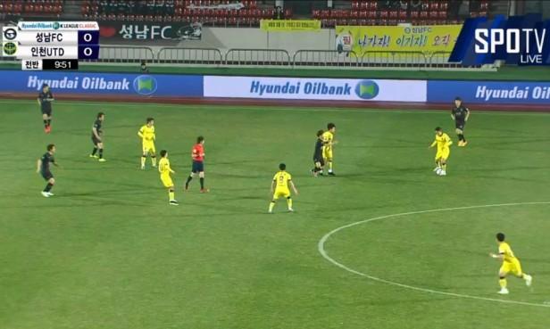 Seongnam vs. Incheon United April 2015