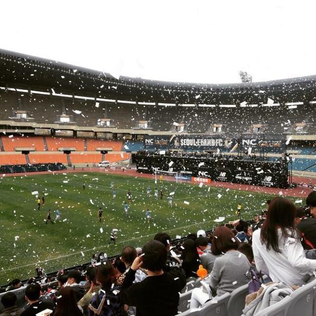 Seoul E-Land FC vs. Daegu - Goal Celebrations