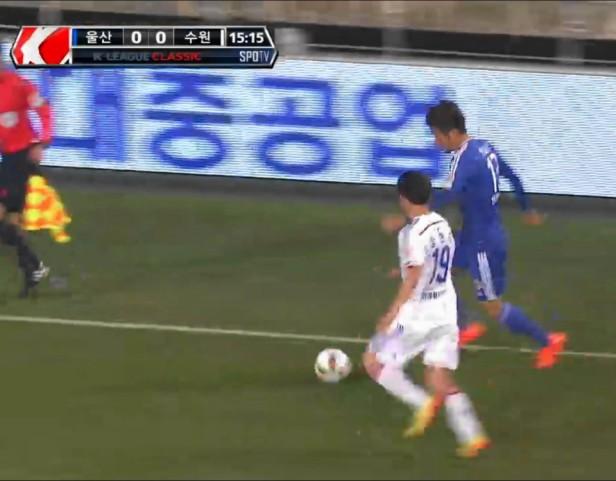 Ulsan Hyundai vs. Suwon Bluewings Apr 2015