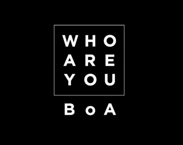 BOA Who are you Banner Black