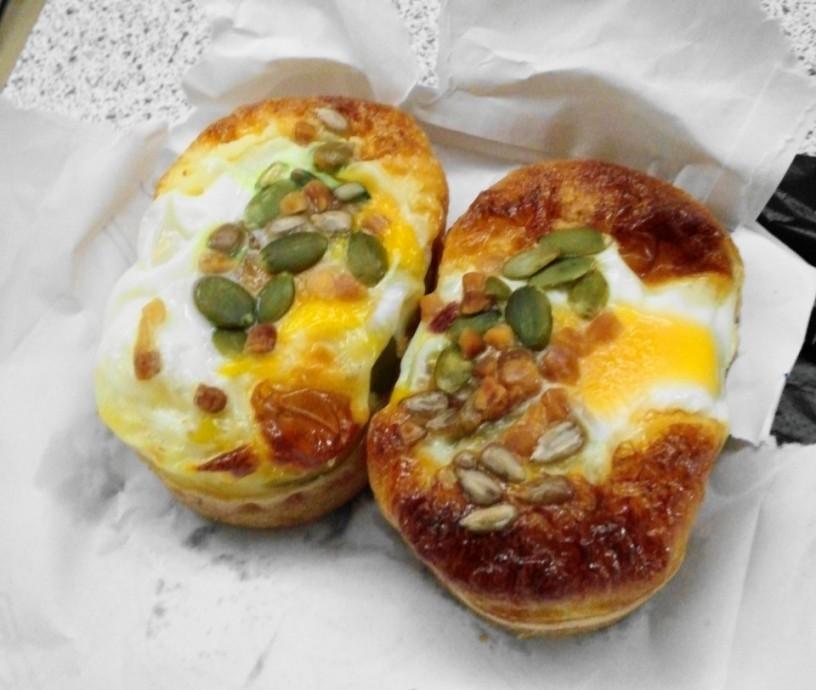 Korean Egg Bread Gaeran Bang