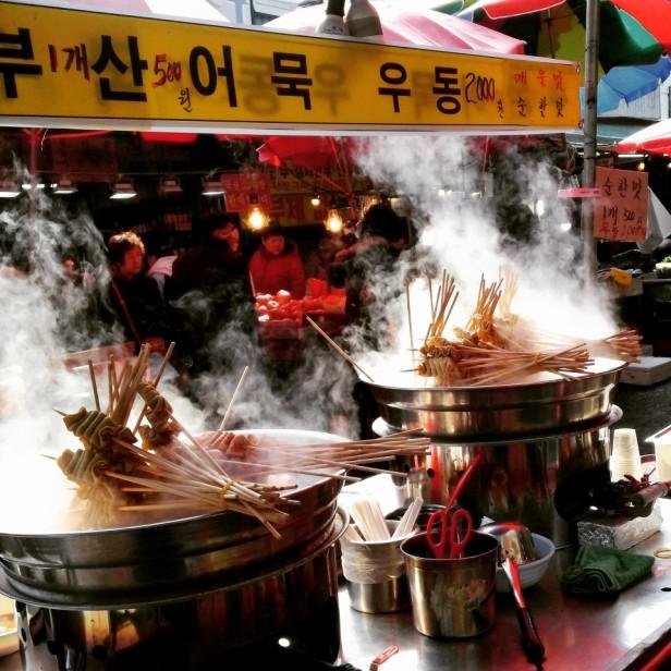 Korean Egg Bread Street Food Instagram
