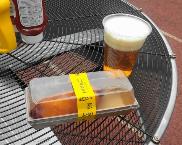Seoul E-Land FC K League Craft Beer Hot Dog