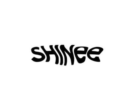 SHINee View - Band Banner