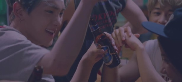 SHINee View - Drinking