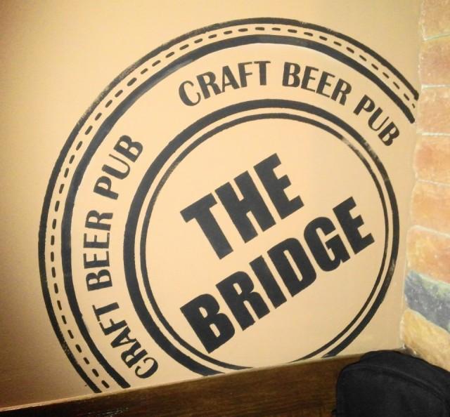 The Bridge Craft Beer Pub Cheongna Logo