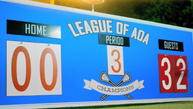 AOA Heart Attack - League of AOA scoreboard