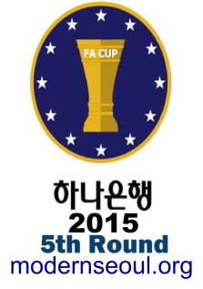 Korean FA Cup 2015 5th Round June 24th banner