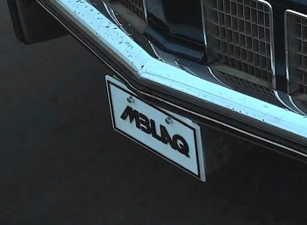 MBLAQ Mirror Car Plate