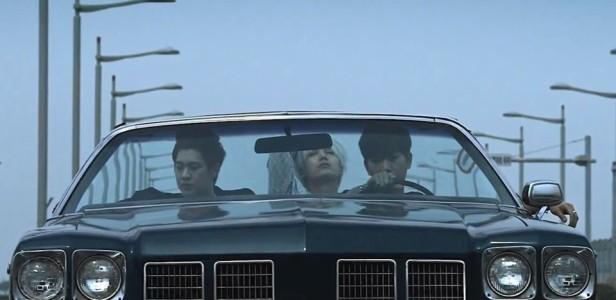 MBLAQ Mirror Car