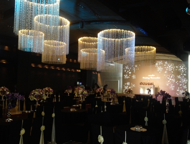 Modern Korean Wedding Hall Incheon