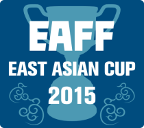 2015 EAFF East Asian Cup Logo