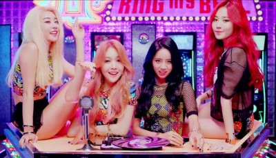 Girl's Day Ring My Bell - Group Smile