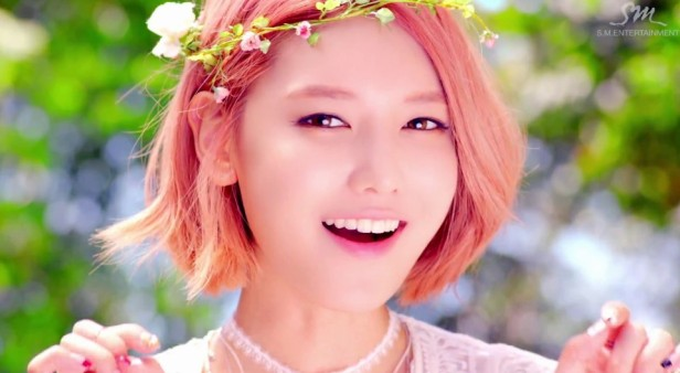 Girls Generation Party 2015 smile