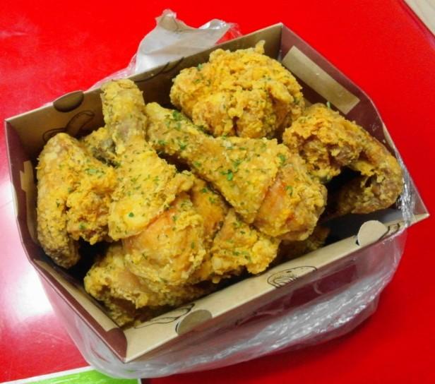 Homeplus Fried Chicken bucket