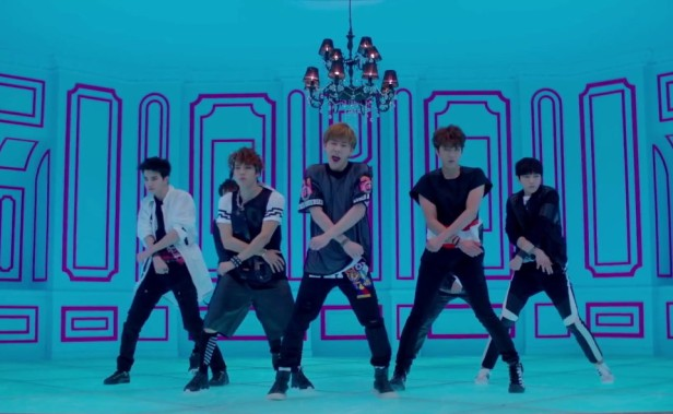 Infinite Bad - Dance