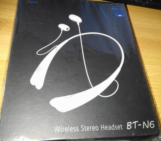 inote bluetooth headphones box Gmarket 2015
