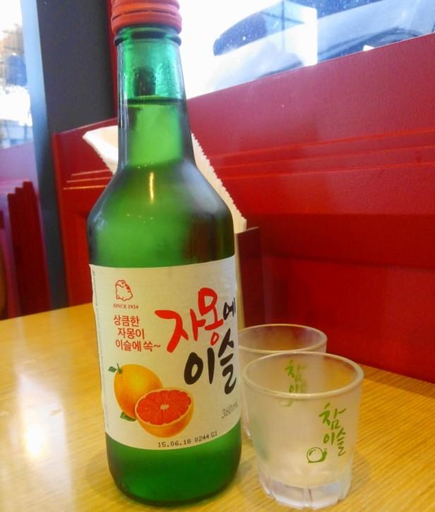 Jamong Soju Hite Jinro