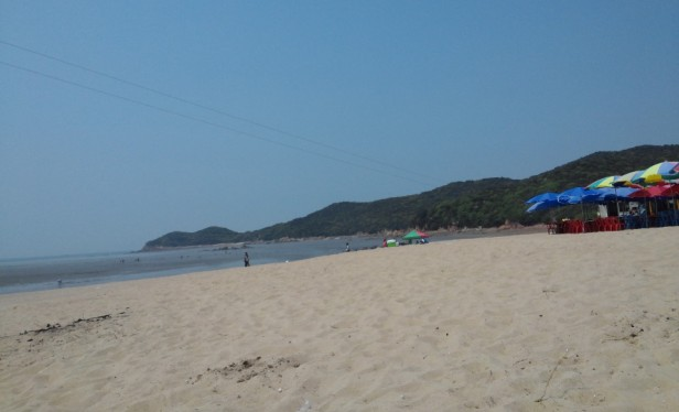 Muuido Island Incheon Hanagae Beach Afternoon