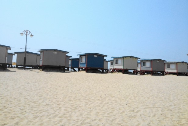 Muuido Island Incheon Hanagae Beach Huts