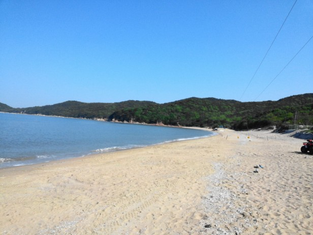 Muuido Island Incheon Hanagae Beach Korea