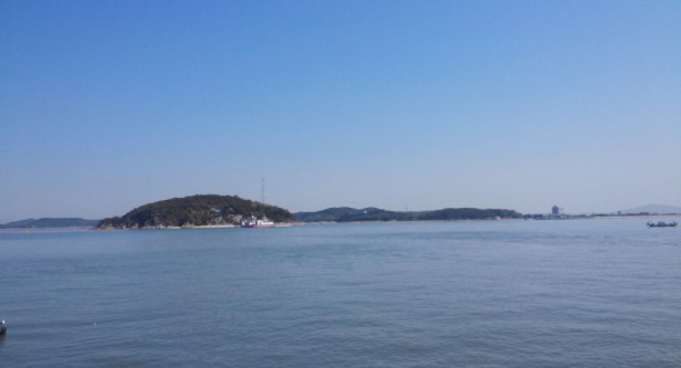 Muuido Island Incheon Yellow Sea