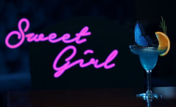 b1a4 sweet girl - banner
