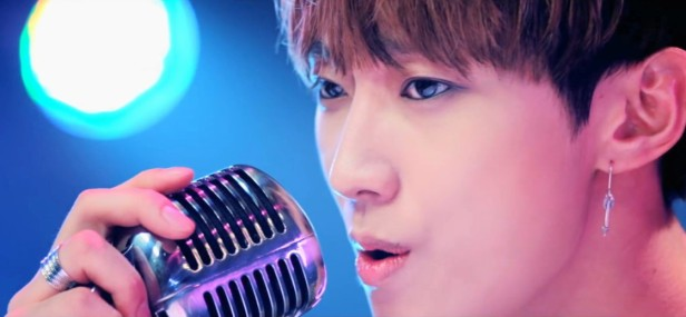 b1a4 sweet girl - closeup