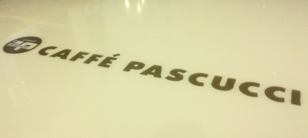 Caffe Pascucci Korea Logo Shakerato