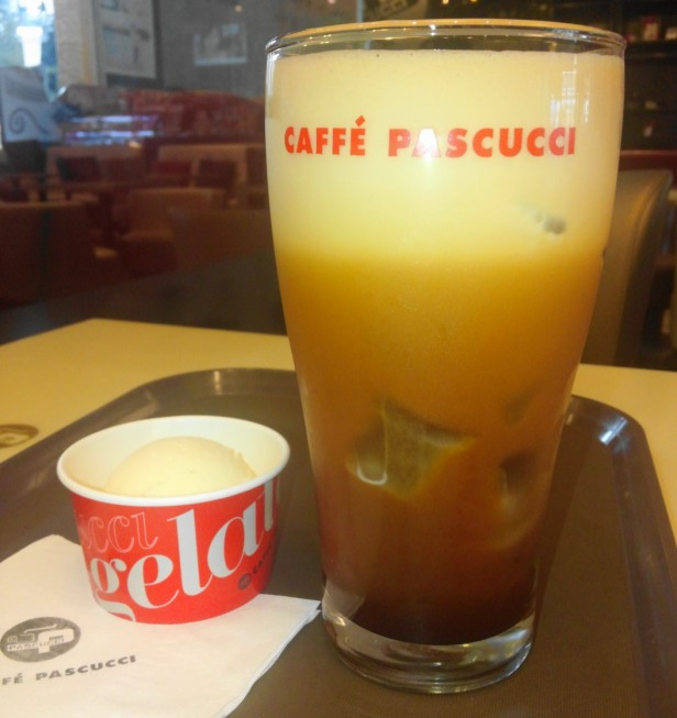 Caffe Pascucci Shakerato South Korea Cheongna