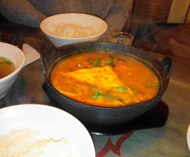 Combo Pocha Restaurant budaejjigae