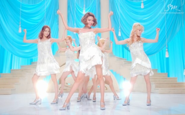 Girls Generation Lion Heart Dance