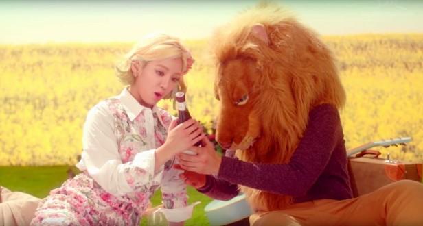 Girls Generation Lion Heart Picnic