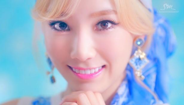 Girls Generation Lion Heart Smile