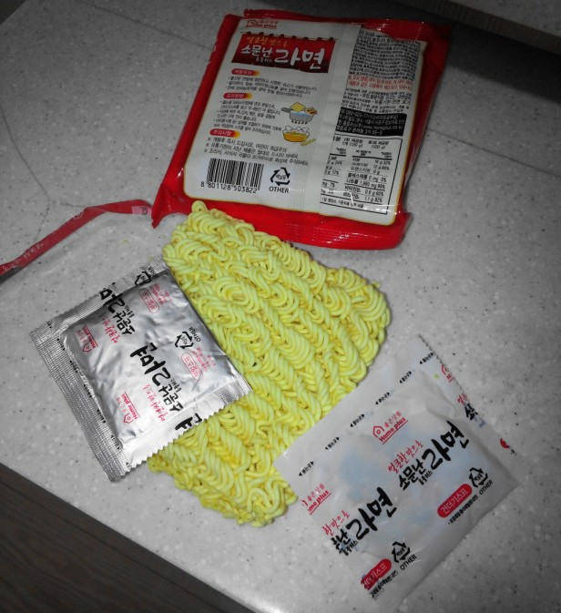 Homeplus Somunnan Instant Noodles parts