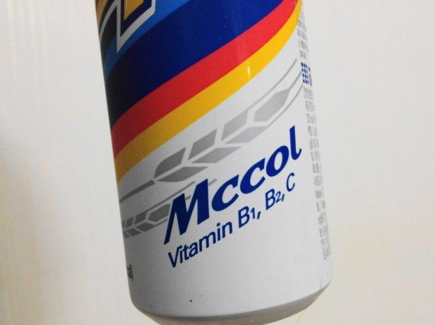 McCol Korean Wheat Soda Vitamin