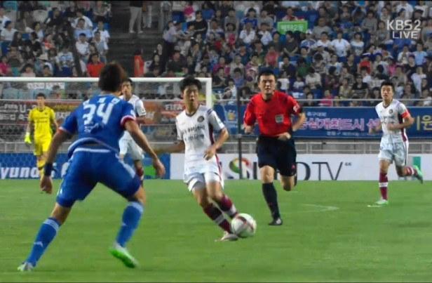 Suwon Bluewings vs. Daejeon Citizen