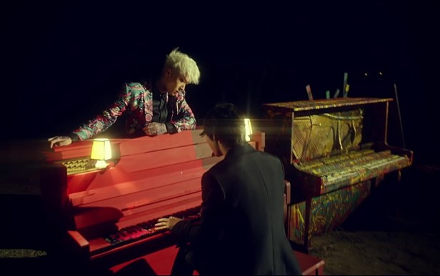 VIXX LR Beautiful Liar - Pianos on the beach