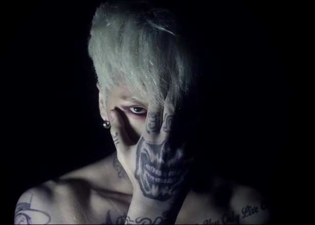 VIXX LR Beautiful Liar - Ravi Tattoo