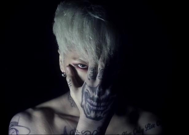 VIXX LR Beautiful Liar - Ravi Tattoo