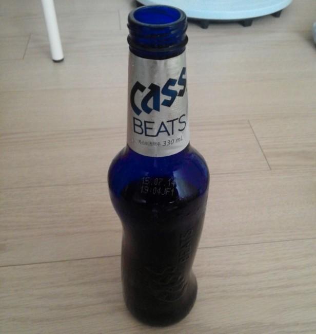 Cass Beats Korean Beer Summer Special