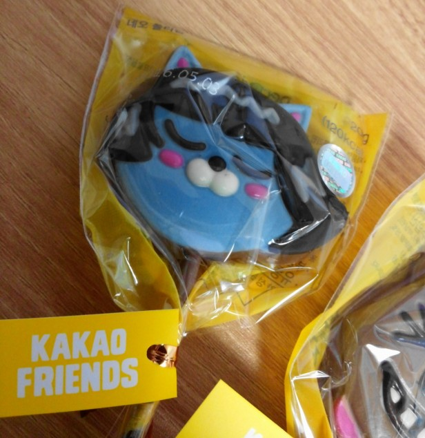 Kakao Friends Kakao Talk Candy girl cat