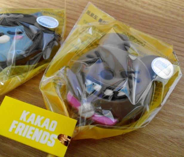 Kakao Friends Kakao Talk Candy smile dog