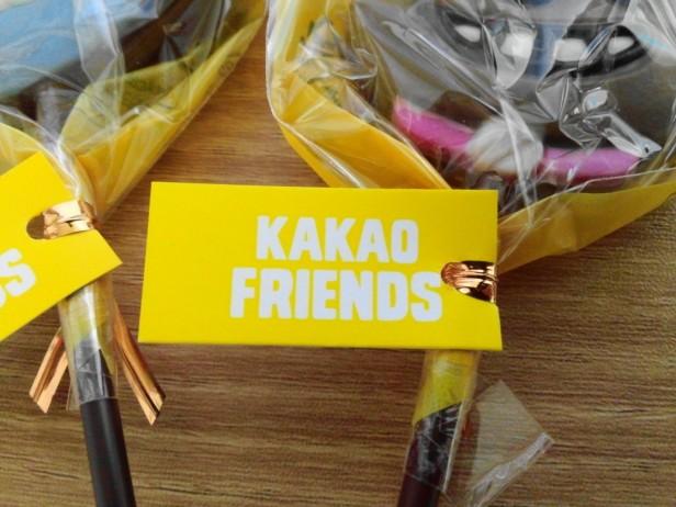 Kakao Friends Kakao Talk Candy tag
